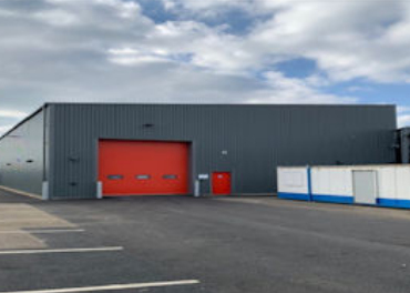 Gallay Factory extension completed